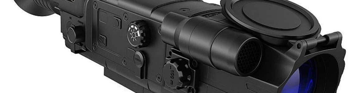 Night Vision Riflescopes