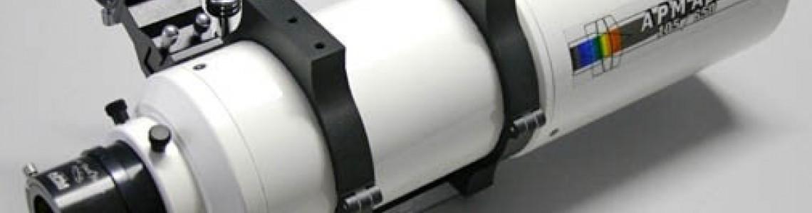 APM Apochromatic Refractor Telescopes