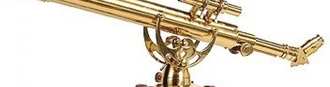 Fine Brass Telescopes