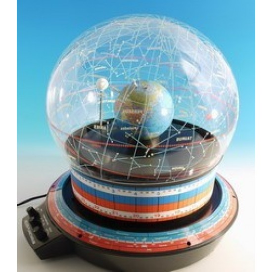 Helios Planetarium - Southern Hemisphere, Earth-centred Model, Orrery and Star Dome