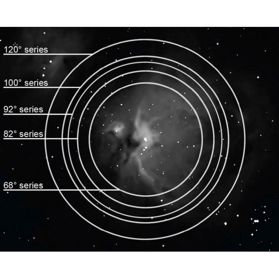 "Explore Scientific 68° Argon Purged Eyepiece 16mm 1.25"""