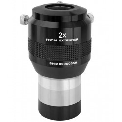 Explore Scientific 2x Barlow - Focal Extender 2""