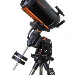Celestron CGX 925 Schmidt-Cassegrain Computerised Equatorial Telescope