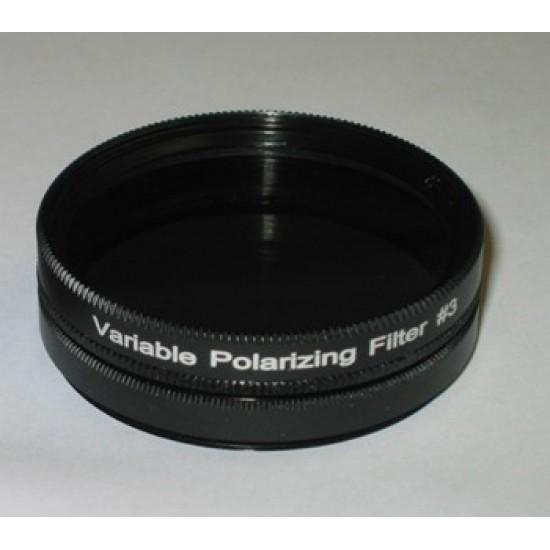 "Variable Polarising Filter (2"") by OVL"