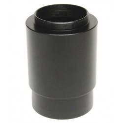 "2"" T-mount Adapter - T-2 Extension Tube with 2-inch Nosepiece for 2"" Focusers - 51mm Optical Length"