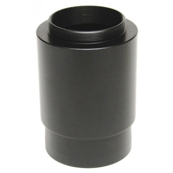 """2"""" T-mount Adapter - T-2 Extension Tube with 2-inch Nosepiece for 2"""" Focusers - 51mm Optical Length"""