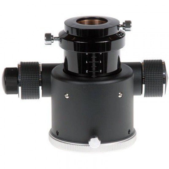 Dual-Speed 2-inch Crayford Focuser for SCT Telescopes