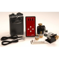 SkyWatcher ENHANCED DUAL-AXIS MOTOR DRIVE FOR EQ5 MOUNT with Multi-Speed Handset and ST4 Autoguider Interface