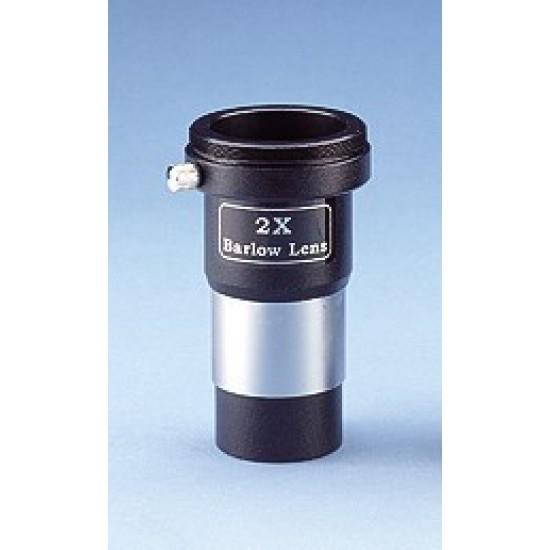 SkyWatcher 2x De-Luxe Achromatic Barlow Lens with T-Adapter