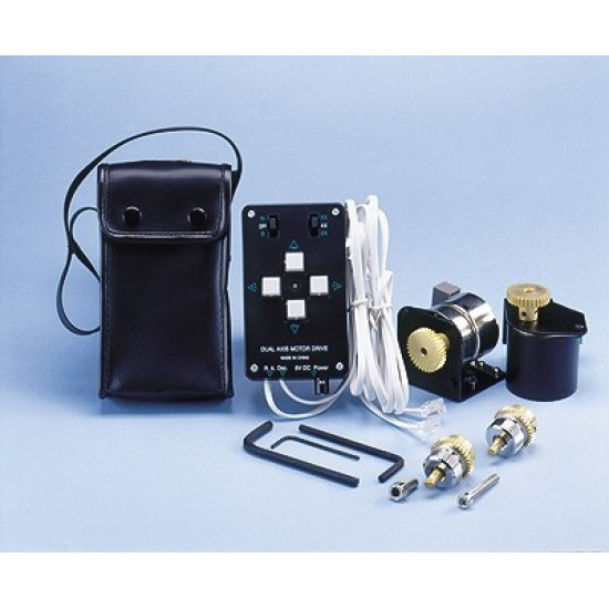 SkyWatcher Dual-Axis Motor Drive for EQ5 w/ Multi-Speed Handset