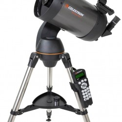 Celestron Nexstar 6 SLT Schmidt-Cassegrain GOTO Telescope with FREE Moon Filter & Moon Map