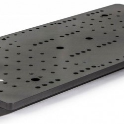"""Baader Heavy-duty 8"""" Double Mounting Plate, for up to 100kg"""