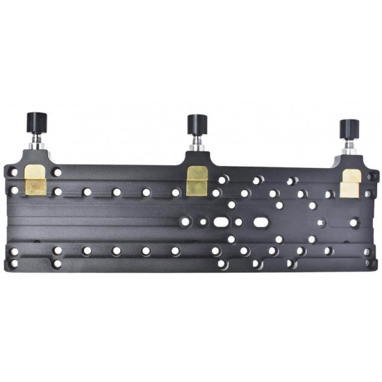 """Baader Pan 3 """"/ EQ Dual Dovetail Clamp 370mm (for Losmandy and Vixen-standard)"""
