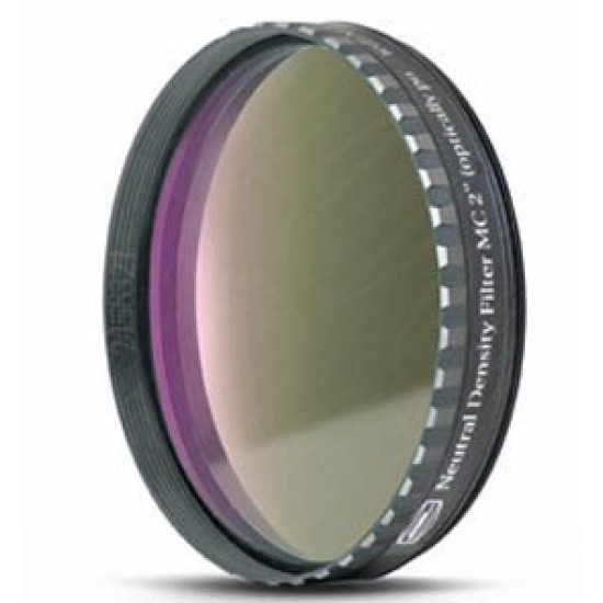 """Baader ND Filter 2"""" multicoated OD 0.6 T=25% optically polished"""