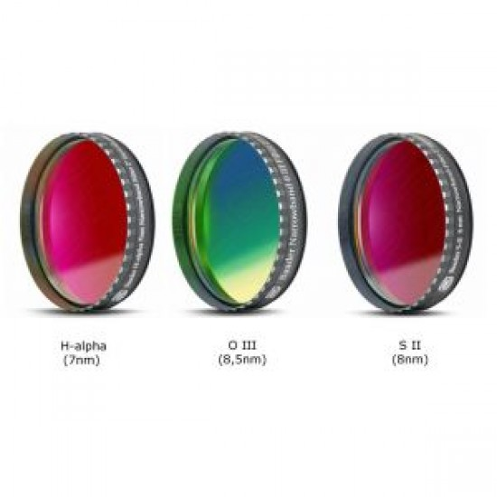 """Baader Narrowband Filterset  2"""" for Full-Frame-CCD 3 Filters"""