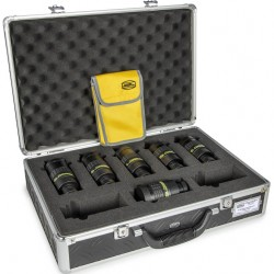 Baader Morpheus 76-degree Eyepiece SET with Case