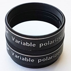 365Astronomy Variable Polarising Filter 1.25-inch