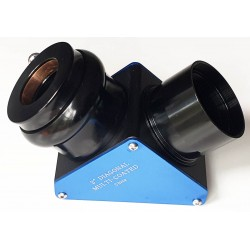 "365Astronomy 2"" 99% Dielectric Deluxe Mirror Diagonal with 1.25"" Adapter"