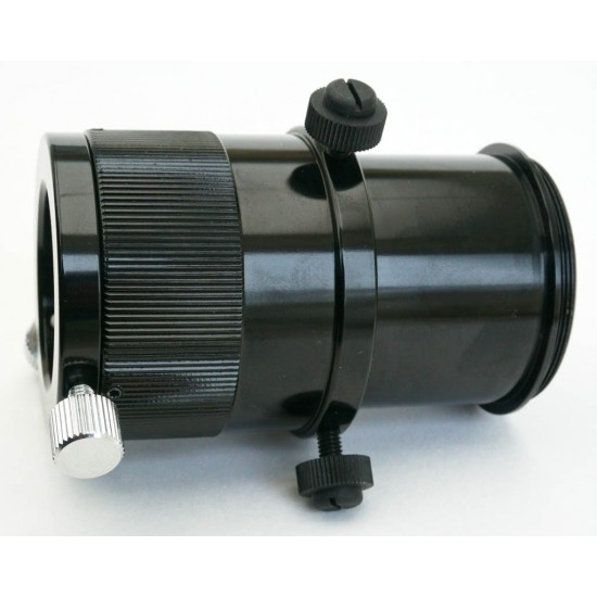 """365Astronomy 1.25"""" Rotating Helical Focuser with Male T-thread Connection"""