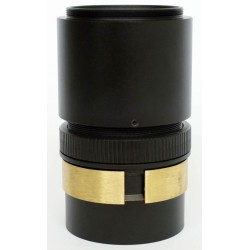 """365Astronomy Self-Centering 2"""" to T-mount Adapter - T-2 Extension Tube with 2-inch Nosepiece for 2"""" Focusers - 53mm Optical Length"""