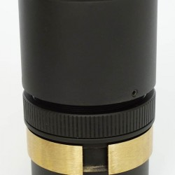 "365Astronomy Self-Centering 2"" to T-mount Adapter - T-2 Extension Tube with 2-inch Nosepiece for 2"" Focusers - 53mm Optical Length"