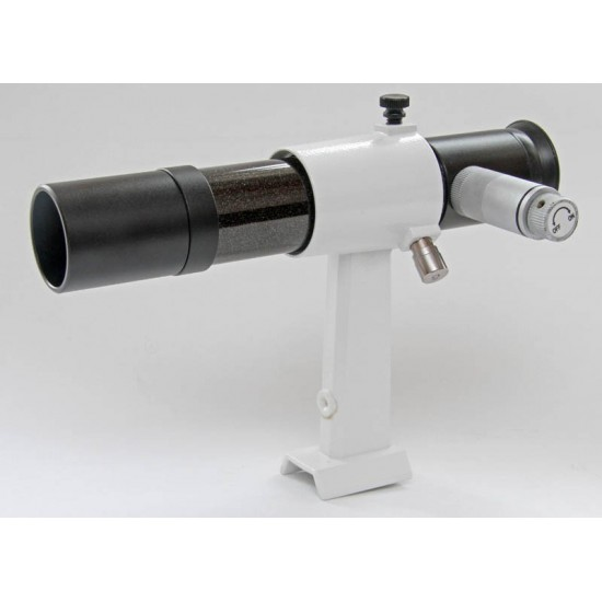 SkyWatcher 6x30 Illuminated Finderscope with WHITE Bracket
