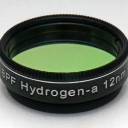 "365Astronomy NBPF Hydrogen-Alpha 12nm Narrow-band Filter (1.25"")"