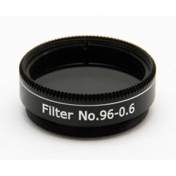 "365Astronomy ND06 Neutral Density Filter with 25% Transmission, 1.25"", M28, ND96-0.6"