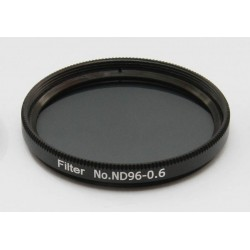 "365Astronomy ND06 Neutral Density Filter with 25% Transmission, 2"", ND96-0.6"