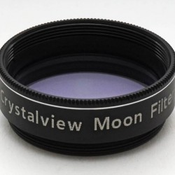 Crystalview 1.25-Inch Moon and Contrast Filter