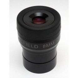 "365Astronomy 8mm Andromeda Extra Flat 1.25"" Eyepiece"