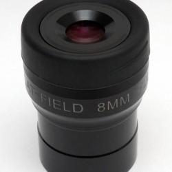 "365Astronomy 8mm Andromeda Extra Flat 1.25"" Eyepiece"