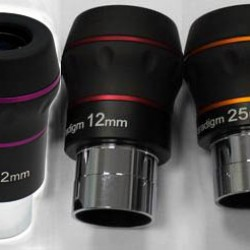 BST Explorer Starguider ED Eyepiece KIT - 3.2mm, 12mm and 25mm Eyepieces