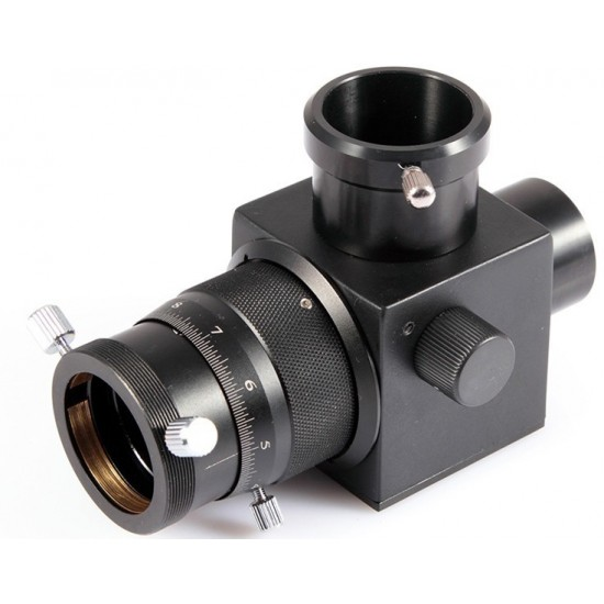 365Astronomy MINI Imaging Flip Mirror with Non-Rotating Helical Micro Focuser for Lightweight Applications