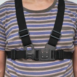 Gaoki X-Game Chest Harness - Chest Mount