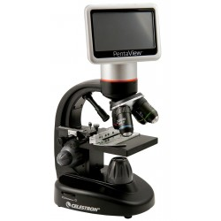 Celestron Pentaview 4.3-inch LCD Touch Screen Digital Microscope with 5MPixel Camera
