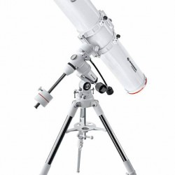 Bresser Messier NT-150L/1200 Newtonian Telescope with EXOS-1 (EQ4) Mount