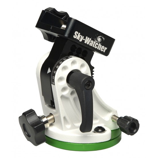 Skywatcher Equatorial Wedge for Star Adventurer - NEW White/Green