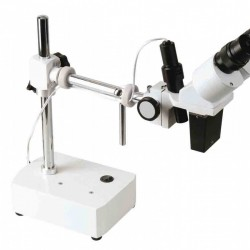 Bresser Biorit ICD CS Stereo Field Microscope w/ Large Swing Arm