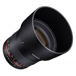 Samyang 85mm F1.4 AS IF UMC Lens for CANON dSLR Cameras- CLEARANCE