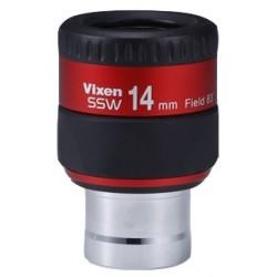 "VIXEN SSW ED 14mm Ultra Wide Eyepiece, 1.25"""
