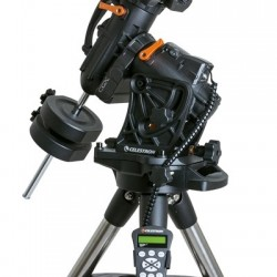 Celestron CGX-L Equatorial Computerised GOTO Telescope Mount and Tripod