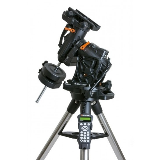 Celestron CGX Equatorial Computerised GOTO Telescope Mount and Tripod