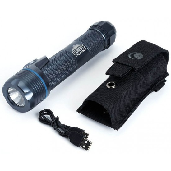 Celestron Elements ThermoTorch 10 Flashlight, Hand Warmer and Power Bank- CLEARANCE