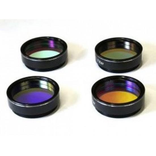 Celestron LRGB Filterset for Monochrome Cameras