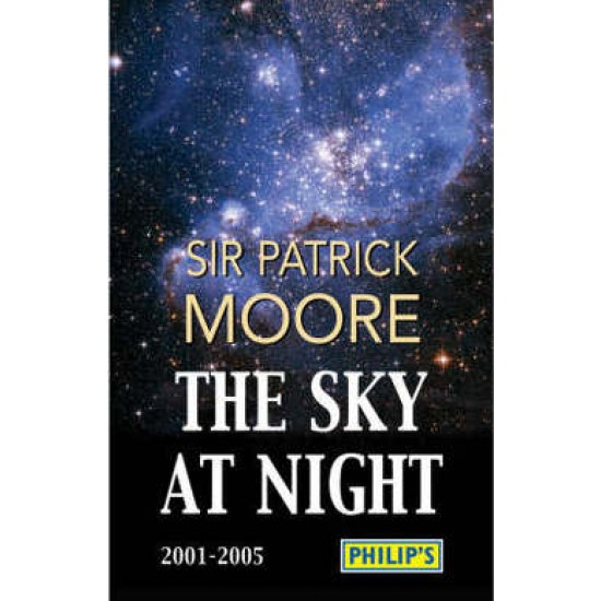 """The """"Sky at  Night"""" by Sir Patrick Moore"""