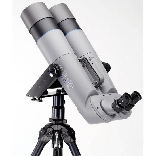 APM 100 ED-APO BINO (FK61) Binoculars with 90-degree Prism