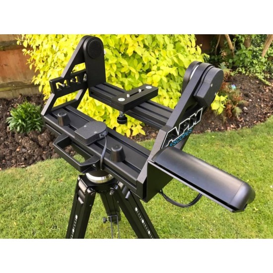 APM Alt-Azimuth Fork Mount with AMT Encoders