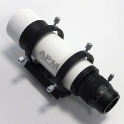 """APM Image Master 60mm Guidescope Kit with 1.25"""" Helical Focuser"""
