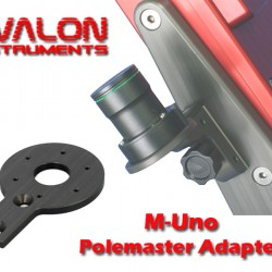 Avalon PoleMaster Adapter for M-Uno Mounts